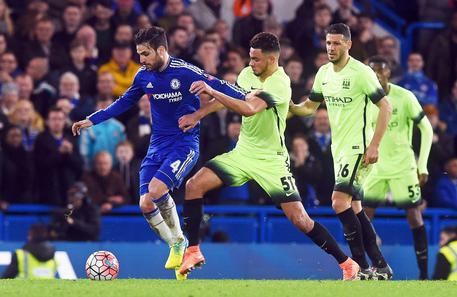 Chelsea FC vs Manchester City © EPA