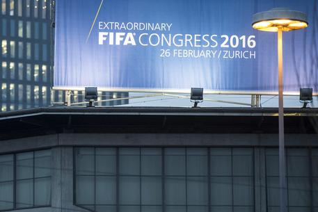 Extraordinary FIFA Congress in Zurich © EPA