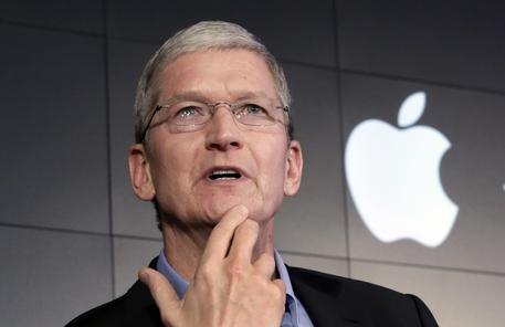 Tim Cook, richiesta su iPhone è come cancro © AP