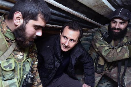Siria, Assad: Francia e Gran Bretagna alleati dei terroristi