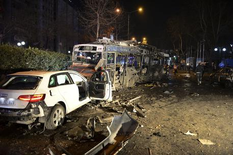 Turkey Explosion © AP