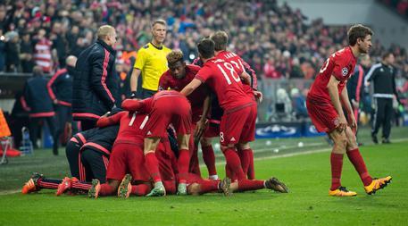 Champions:Bayern-Juve 4-2 dopo extratime 519b72d21571081a8f97938e0858b191
