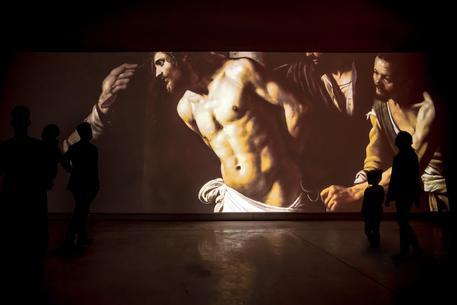 Caravaggio Experience © ANSA