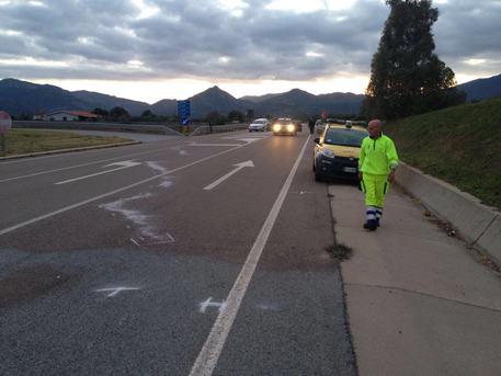 Incidente a San Vito, muore motociclista 30enne di Selargius © ANSA