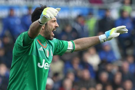 Juve: Buffon batte record di Zoff A739587a513fd6673539eb00ca818e93