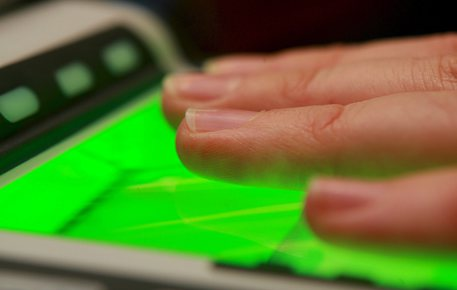 In Giappone si pagherà con le impronte digitali