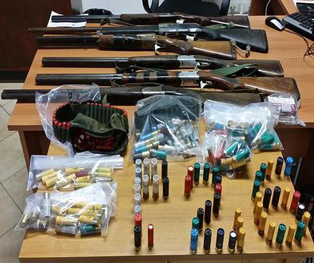 Traffico d'armi: arresto per italiano