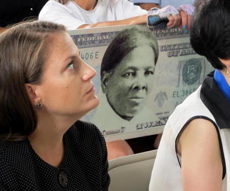 Svolta in Usa: prima donna su una banconota, quella da 20 dollari