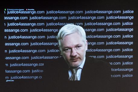 Wired Next fest, Assange in collegamento © ANSA