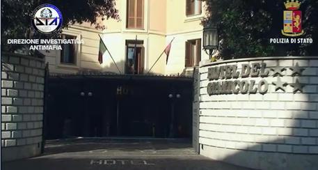 'Ndrangheta: Dia, confiscati beni per 36 mln tra Roma e Palmi