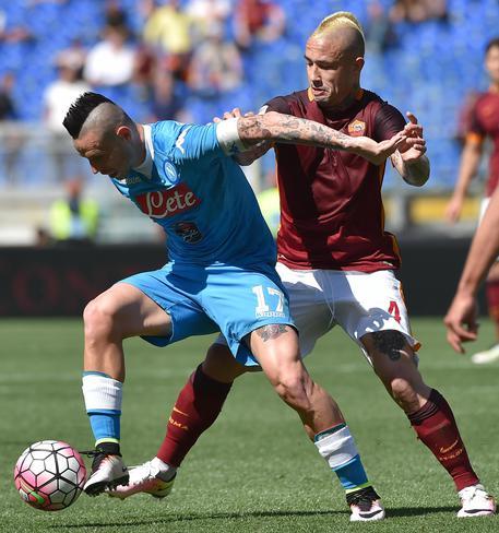 Roma-Napoli 1-0, scudetto alla Juventus 5772c1e58213fca12c5b2a0e0d803d76