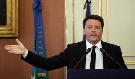 Renzi a Capodimonte: