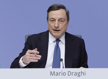 Draghi,dubbi tenuta Ue con nuovi shock