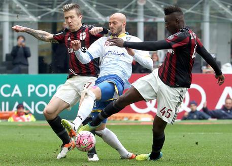 Serie A: Milan solo pari, Sassuolo è 6/o Ede47758d20c217ba77e956e018440bb