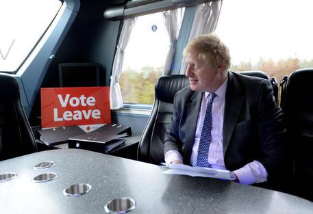 Brexit, Boris e la birra