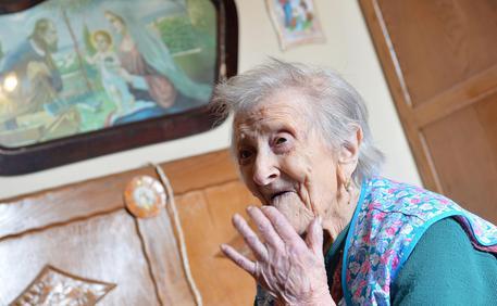 I 117 anni di Emma Morano