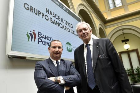 Banco Popolare, rosso per 314 mln nel primo trimestre 2016