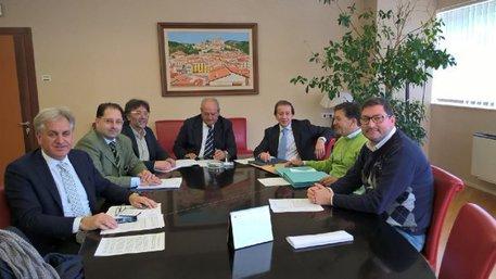 Prima riunione nuovo ufficio presidenza basilicata for Ufficio presidenza