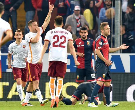 Serie A: Genoa-Roma 2-3 02303f7149a89c08497cde306dcbf025