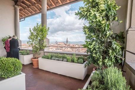 Awesome terrazza giardino images idee arredamento casa interior