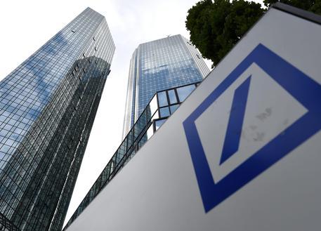 La sede della Deutsche Bank © ANSA