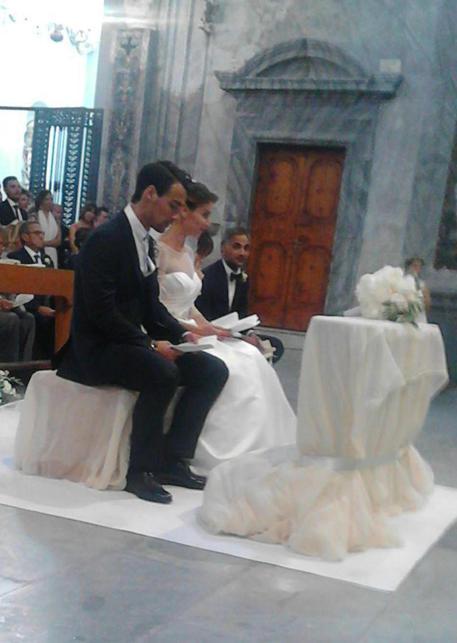 Tennis: Pennetta-Fognini sposi, parata di vip ad Ostuni