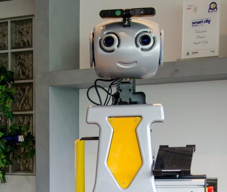 Pisa arriva il robot di condominio