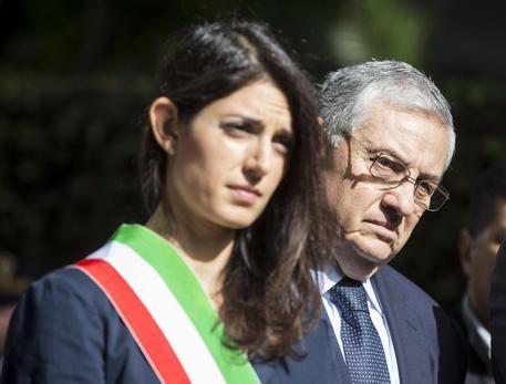Roma, Raggi: ci lasciano una città in macerie, ci vorrà del tempo