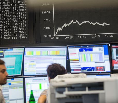 l'atteggiamento migliore servizio eccellente Garanzia di qualità al 100% Borsa: Milano frena per tensioni politiche e internazionali ...