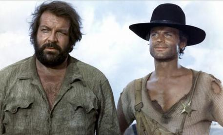 Addio a Bud Spencer, gigante buono del cinema © ANSA