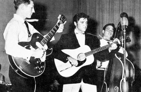 Scotty Moore: morto il chitarrista di Elvis Presley