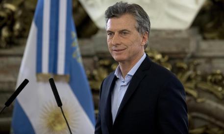 Elezioni in Argentina, trionfa il presidente Macri:
