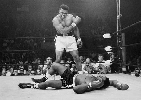 Obit Muhammad Ali © AP