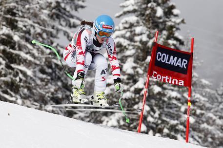 A Cortina i Mondiali di sci del 2021