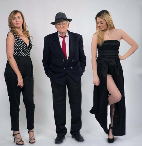 Teddy Reno, 90 anni cantando