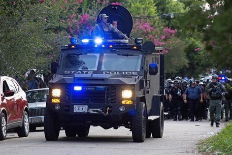 Usa, ancora spari contro la polizia: 3 morti