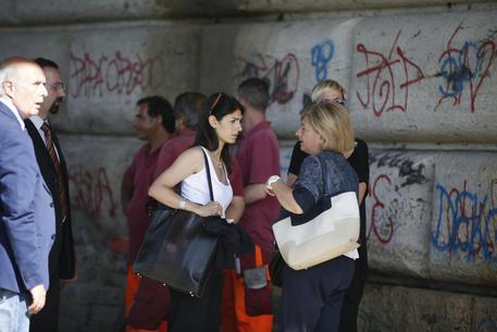 Al via pulizia straordinaria argini del Tevere, Raggi: