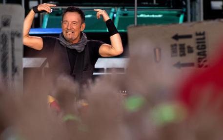 Bruce Springsteen, dopo Milano ecco il Circo Massimo
