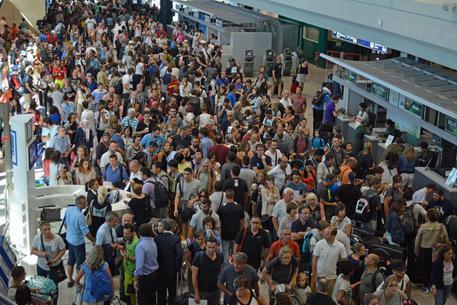 Fiumicino: tornata la connettività, situazione in progressiva normalizzazione