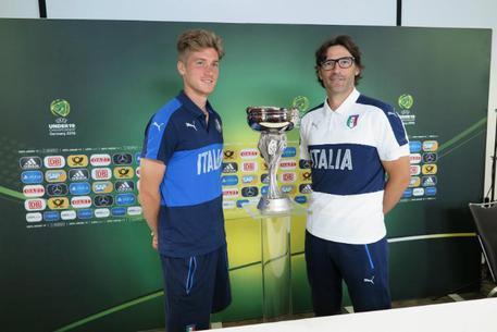Italia Under 19, l'ex Ascoli Dimarco trascina gli Azzurrini in finale