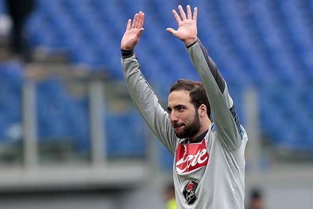 Juventus: Higuain domani a Torino D79bb1d4ac3c11838b8d0e238d8d2edf