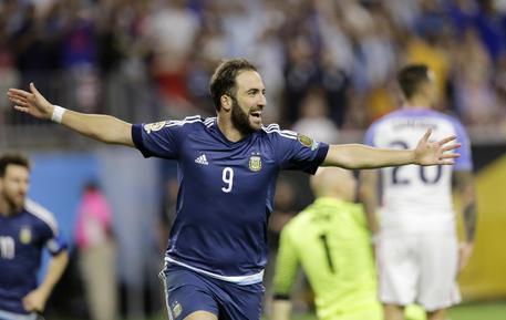 Gonzalo Higuain è un giocatore della Juventus