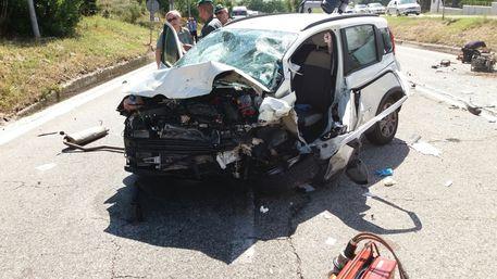 Violento incidente sulla statale 17: muore ex sindaco di Cercepiccola