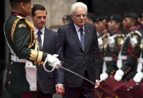 Mattarella, torno dal Messico per partecipare a lutto nazione