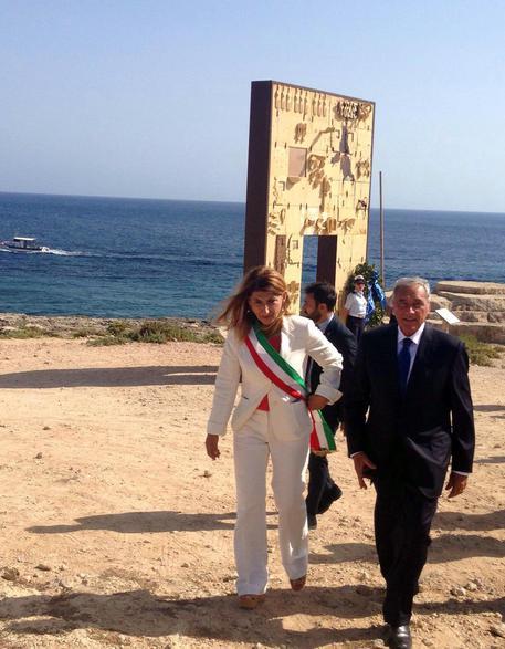 Grasso, a Lampedusa Europa nasce o muore