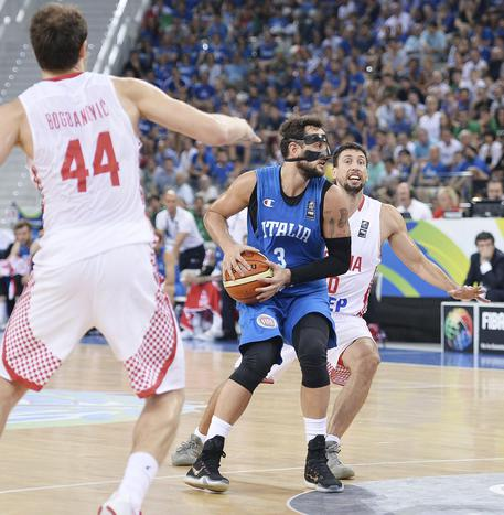 Preolimpico Basket, Italia-Messico: streaming, diretta TV e video live della semifinale