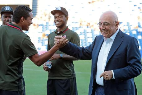 Milan, Adriano Galliani: