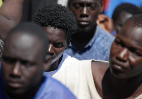 Migranti in una foto di archivio © ANSA