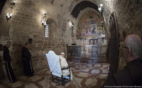 Papa Francesco sarà ad Assisi il 20 settembre 2016