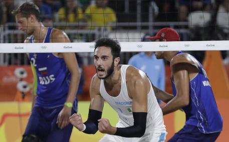 Rio 2016, beach volley: azzurri Nicolai e Lupo centrano semifinale